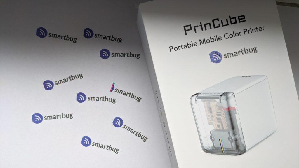PrinCube: Erste Testdrucke.